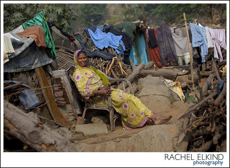 New Delhi Vivekanand Slum