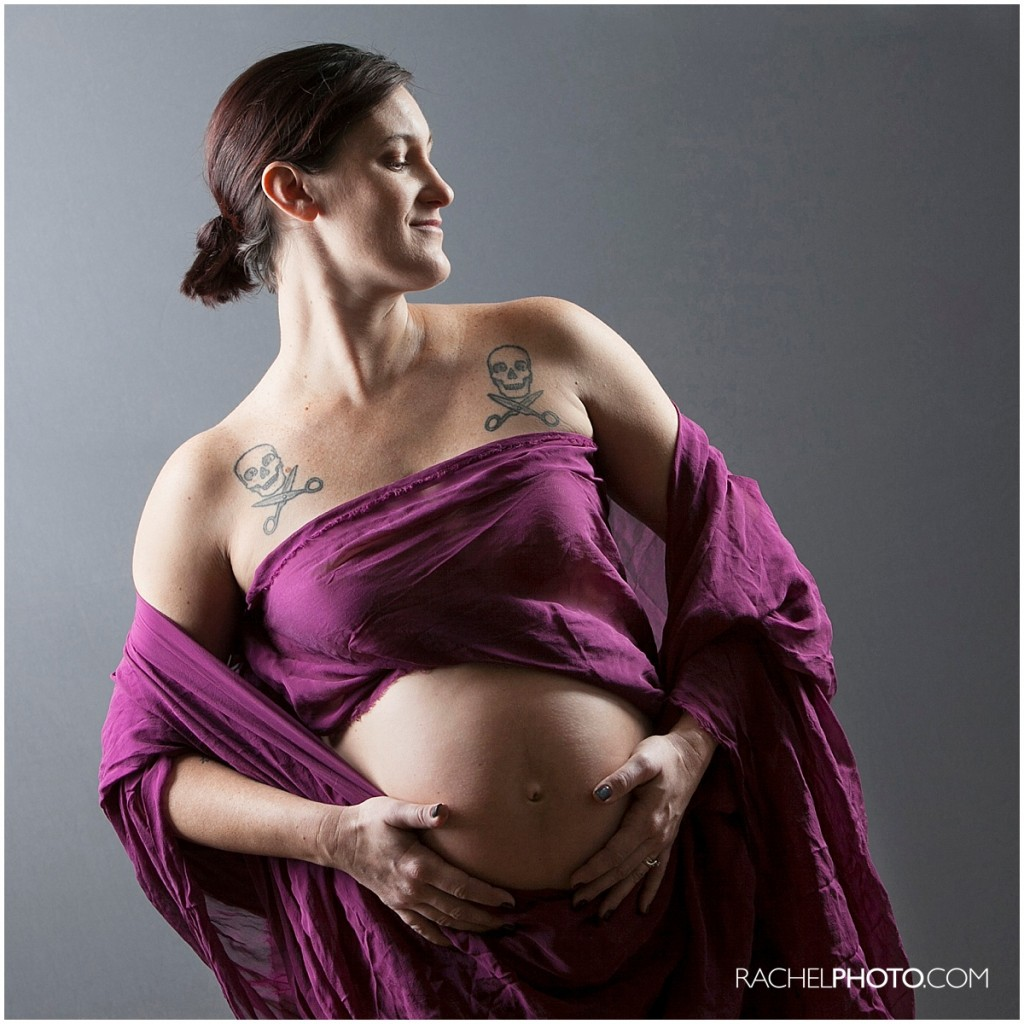 Maternity before moving