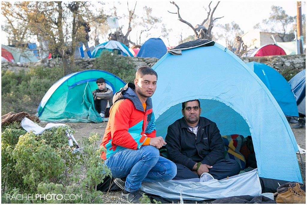 Tents for the Refugees